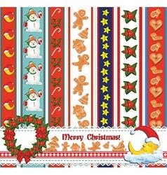 Christmas icon sets vector