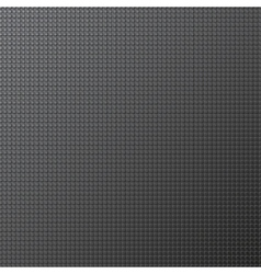 Texture of metal with squares Eps 10 vector image
