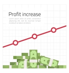 Profit increase vector