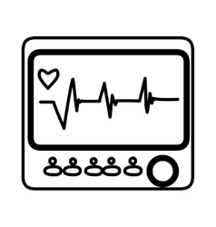 Medical equipment icon vector