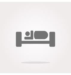 Bed Icon Bed Icon Bed Icon JPEG Bed Icon vector image
