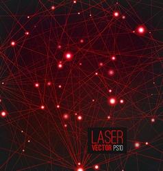 Laser background vector