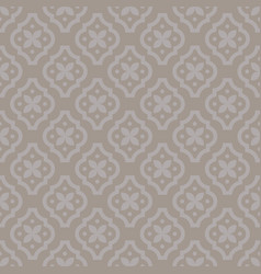 Quatrefoil classic seamless pattern vector