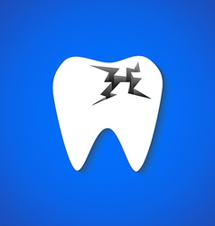 Tooth decay vector