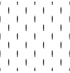 Drawing brush pattern vector