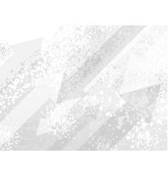 grunge cartoon spotted halftones white modern vector image