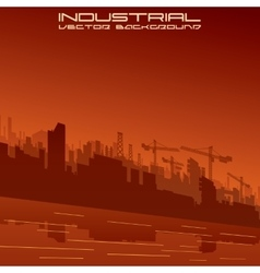 Construction engineering sector vector