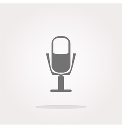 Microphone icon  microphone icon vector