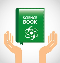 science book vector image vector image