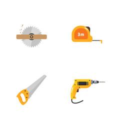 Under construction icons vector
