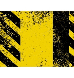 hazard stripes vector image