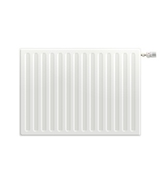 Realistic heating radiator vector