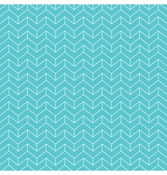 arrow chevron pattern background vector image