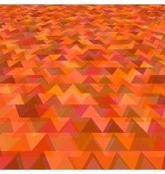 Abstract background with triangular pattern vector image vector image