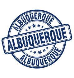 Albuquerque stamp vector