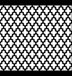 Moroccan islamic seamless pattern background in vector
