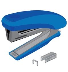 Stapler and staples stapler and staples isolated vector