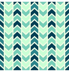 Seamless geometric abstract pattern with zigzags vector image vector image