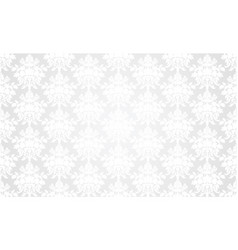 white retro wallpaper background vector image