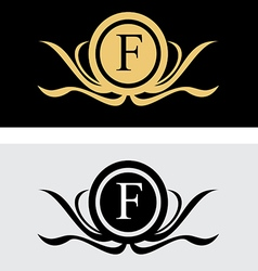 Luxury logo 5 vector