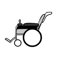 Medical equipment icon vector
