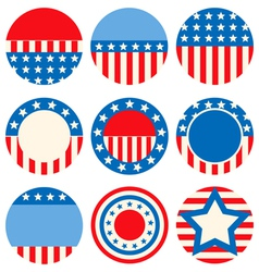 Badges vector