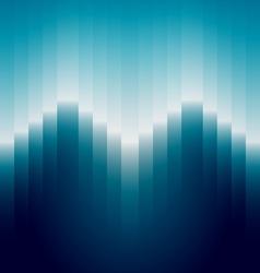Geometric blue bg vector image vector image