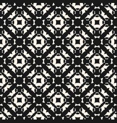seamless pattern abstract lattice arabian motif vector image vector image