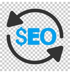 Update seo icon vector