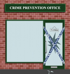 Crime prevention vector