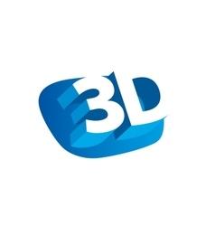 logo stereoscopy vector image