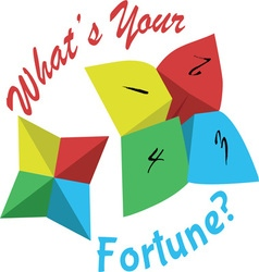 Your fortune vector