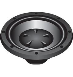 Loudspeaker vector