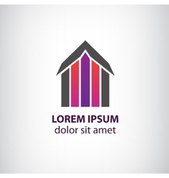 House logo for company vector