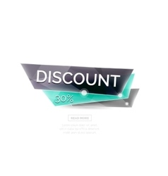 Website banner vector