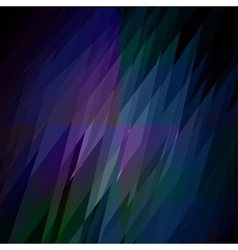 Aurora abstract background vector image