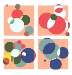 Suprematism art vector image vector image