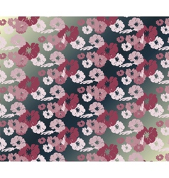 Roses vintage seamless pattern background vector