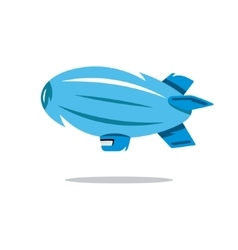 Airship icon Airship icon eps Airship icon vector image vector image