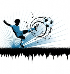 Soccer europe vector
