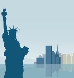 New york city vector