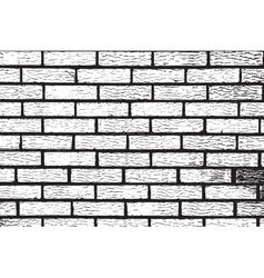 Brick Overlay Texture vector image vector image