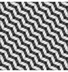 Moving stripes optical seamless pattern some vector