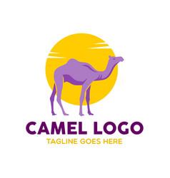 Camel logo-18 vector