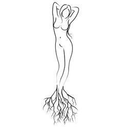 fertility vector image vector image