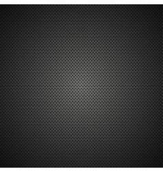 Modern black metal grid texture vector