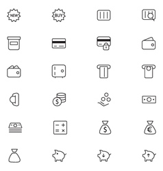 User interface icons 3 vector