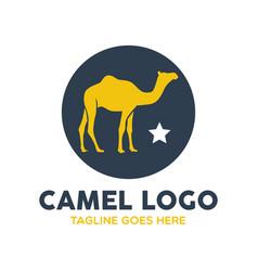 Camel logo-19 vector