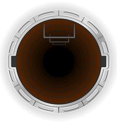 Manhole 03 vector
