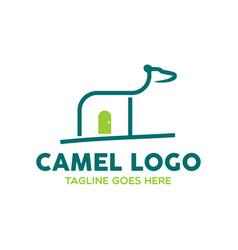 Camel logo-20 vector